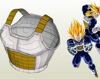 Saiyan Armor – The most celebrated saiyan of them all never wearing the saiyan armor is kind of strange.