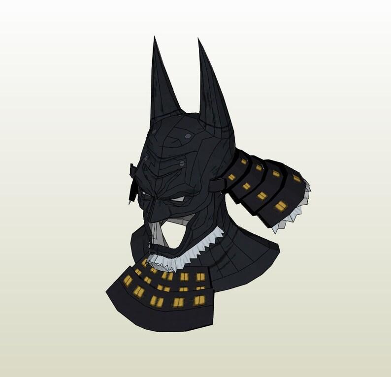 Batman Ninja Pepakura