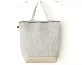3c2fe6c4c0 Backpack woman linen backpack Lilyleau