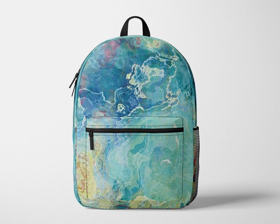 Cool Backpack Art
