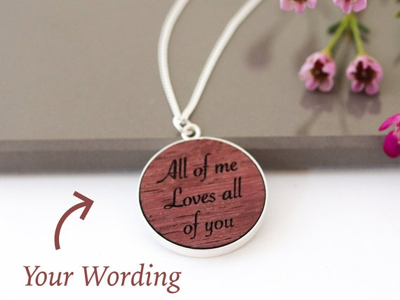 Wood Anniversary Gifts For Her / 5-Year Anniversary Gifts