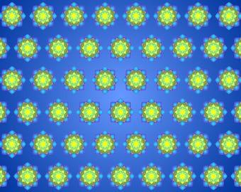 Capra CGI Pattern 002