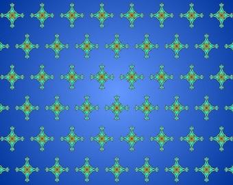 Capra CGI Pattern 005