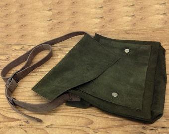 4e54b2bd388e Mens leather messenger