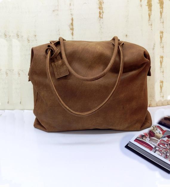 SALE Leather travel bag overnight bag leather duffle bag weekend bag leather  weekender leather weekend bag leather duffel bag holdall 4887e348f2