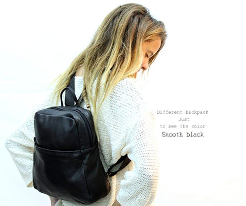 Convertible Leather Backpack Crossbody Convertible Backpack Purse Dark brown Shoulder Bag Hobo Handbag bag Handmade with love!