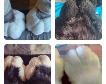 Custom Outdoor Feet Paws