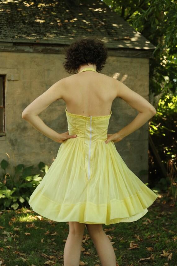 Chiffon Party Dress - image 3