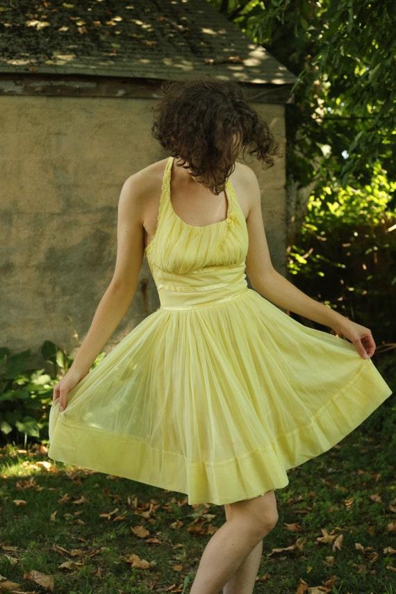 Chiffon Party Dress - image 2