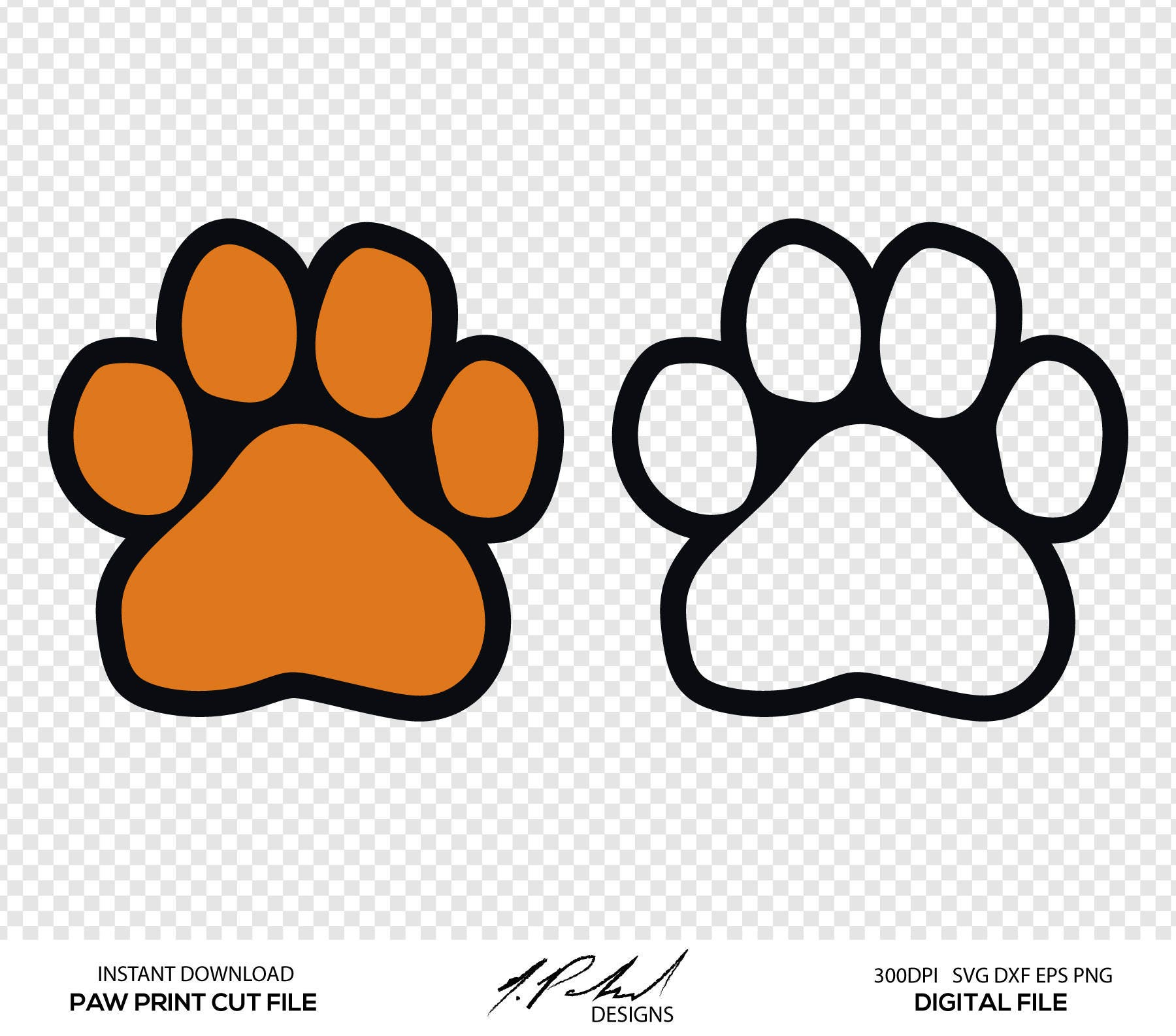 It's just a photo of Declarative Free Printable Paw Prints