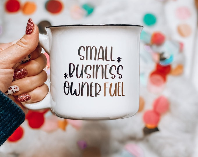 Featured listing image: Small Business gift - Small Business - Mug and gifts - business owner mug - mug - coffee mug - best friend gift - custom mug