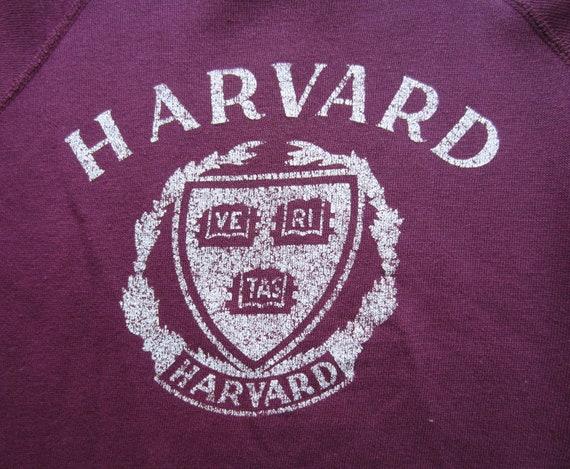 Vintage Harvard Sweatshirt circa the 70's