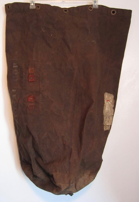 Vintage Abercrombie and Fitch Bag circa the 20's - image 8