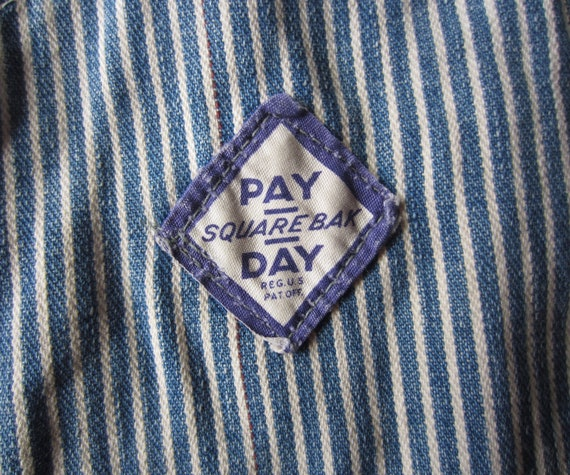 Vintage Pay Day Overalls circa the 50's