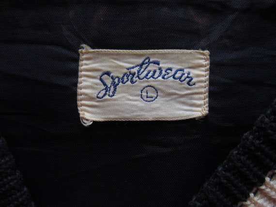 Vintage Sportswear Jacket circa the 50's - image 2