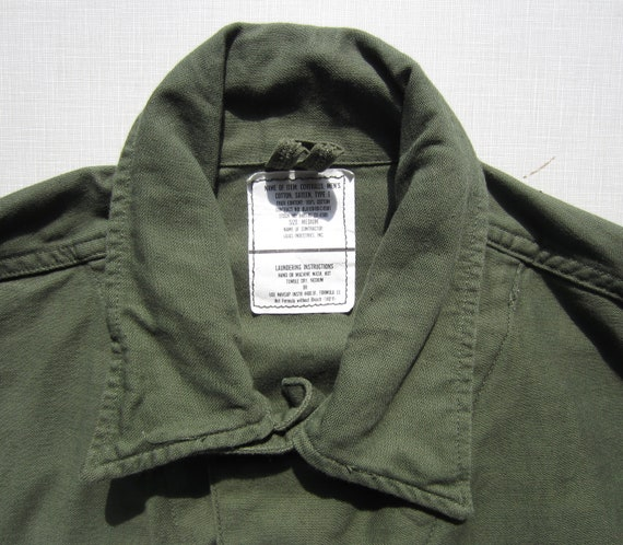 Vintage Military Coveralls circa the 60's