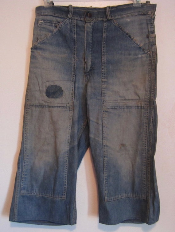 Vintage Madewell Jeans circa the 40's - image 9