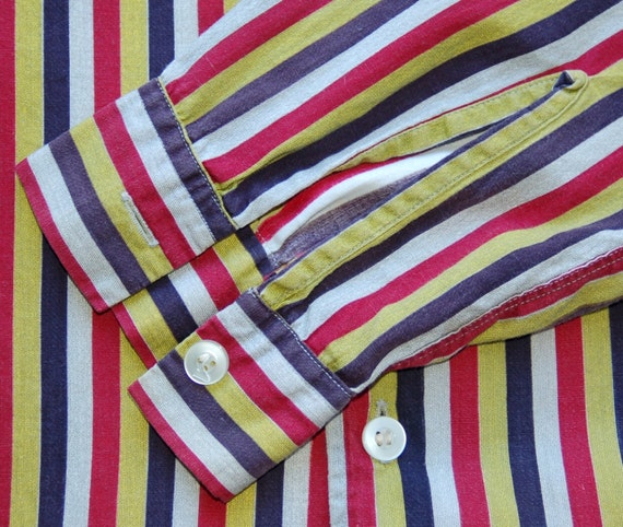 Vintage Clubman Shirt circa the 50's