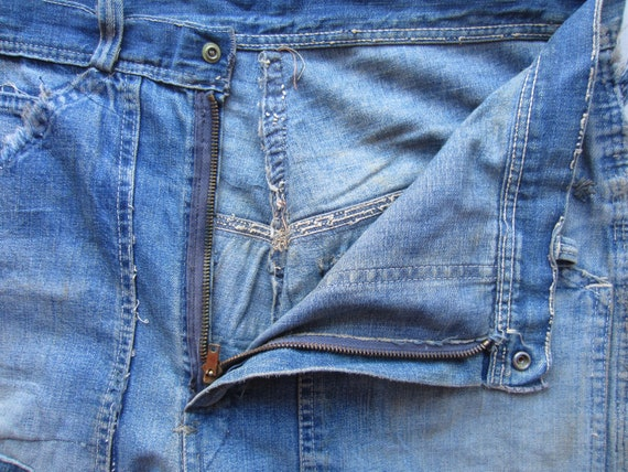 Vintage Madewell Jeans circa the 40's - image 6