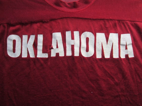 Vintage Oklahoma T Shirt circa the 60's
