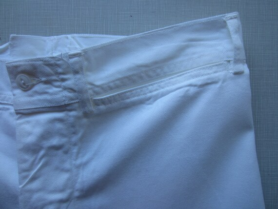 Vintage U S Naval Trousers circa the 40's