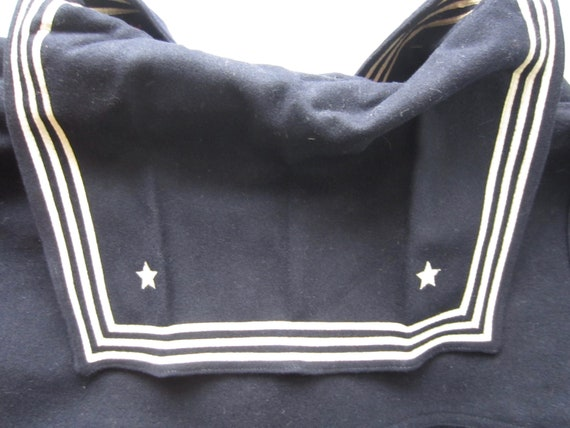 Vintage U S Naval Top circa the 40's