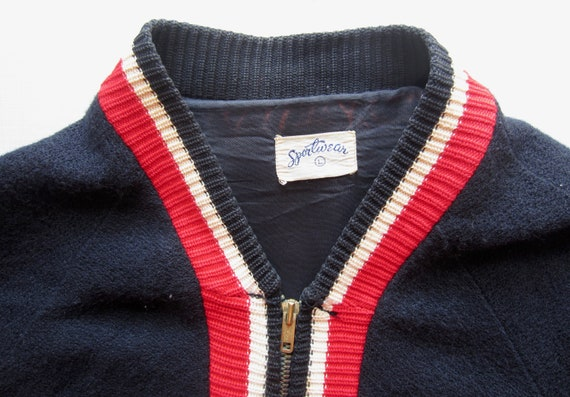 Vintage Sportswear Jacket circa the 50's - image 1