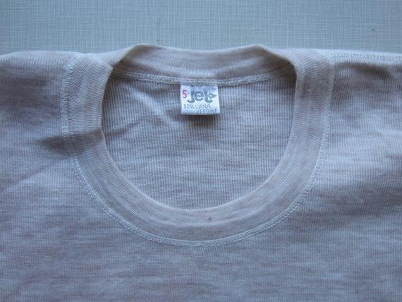 Vintage JET T shirt circa the 60's