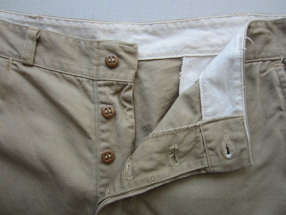 Vintage Work Trousers circa the 50's