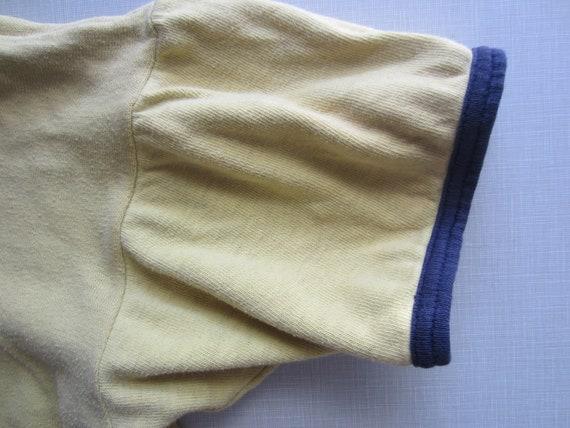 Vintage Reversible T Shirt circa the 50's - image 4