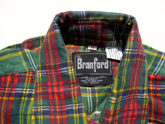 Vintage Branford Shirt circa the 70's
