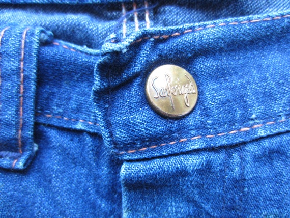 Vintage Blue Bell Jeans circa the 50's
