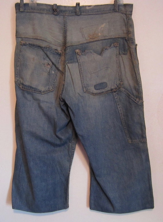 Vintage Madewell Jeans circa the 40's - image 10