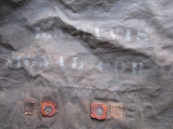 Vintage Abercrombie and Fitch Bag circa the 20's - image 4