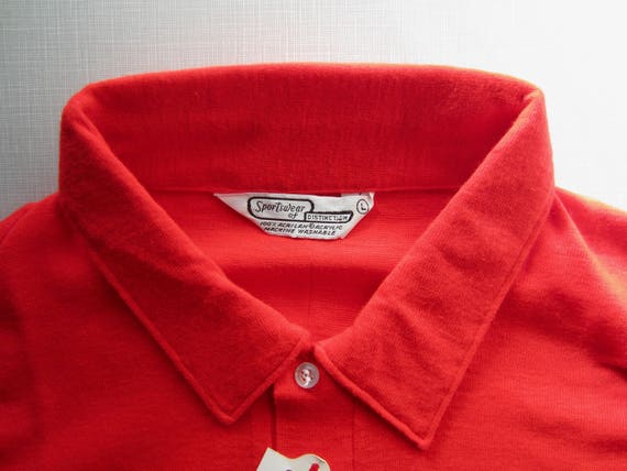 Vintage Sportswear of Distinction Polo circa the 6
