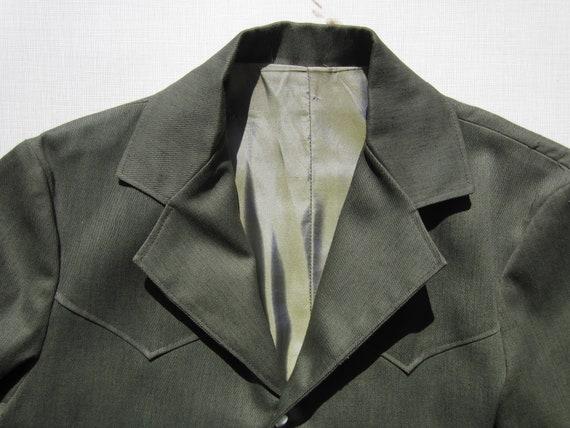 Vintage Niver Western Jacket circa the 50's
