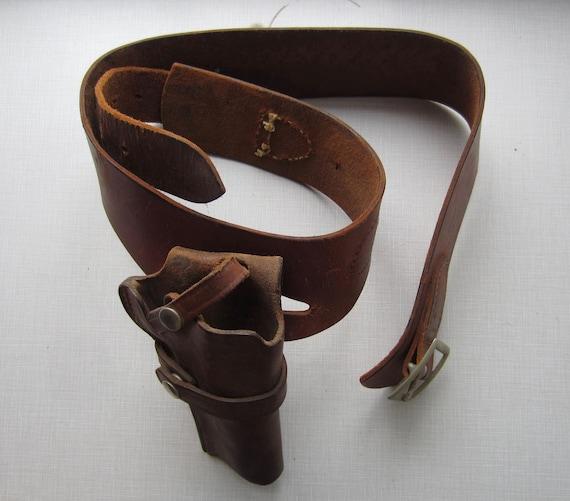 Vintage Hunter Pistol Belt circa the 50's