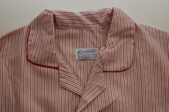 Vintage Slumberite Pajama Set circa the 60's