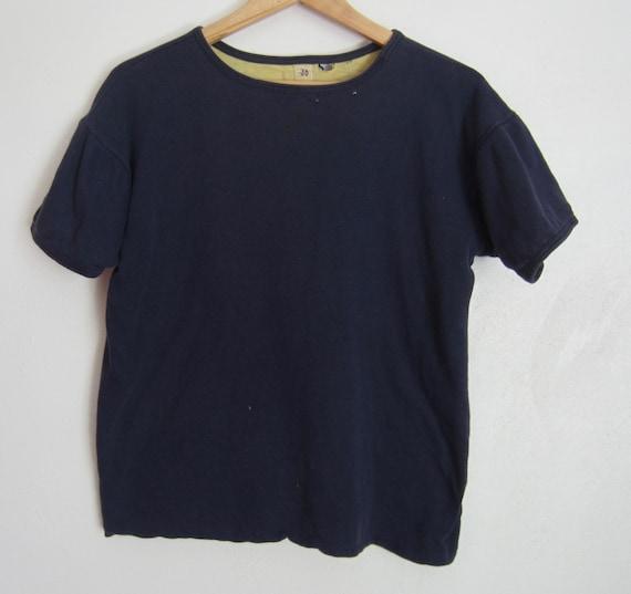 Vintage Reversible T Shirt circa the 50's - image 7