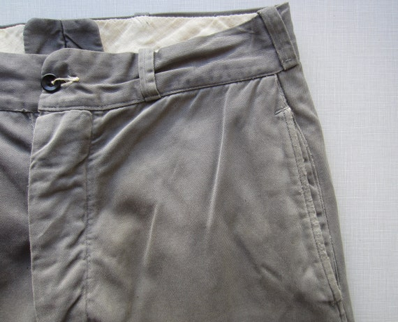 Vintage Work Trousers circa the 40's