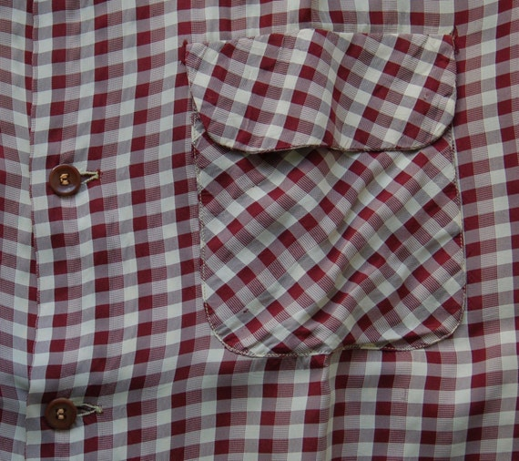Vintage Pennleigh Shirt circa the 50's