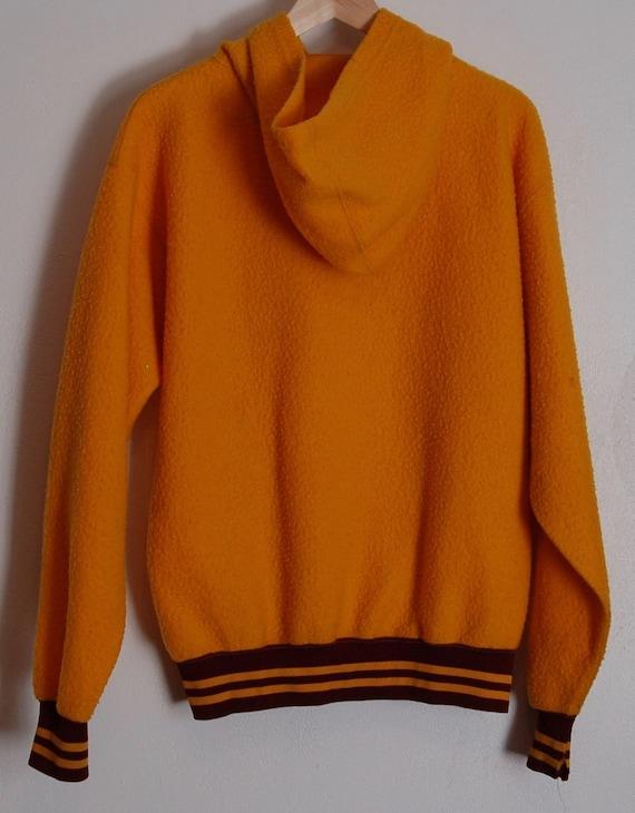 Vintage Champion Hooded Sweatshirt circa the 60's - image 5