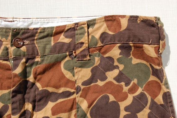 Vintage Hunting Pants circa the 60's