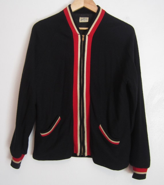 Vintage Sportswear Jacket circa the 50's - image 6