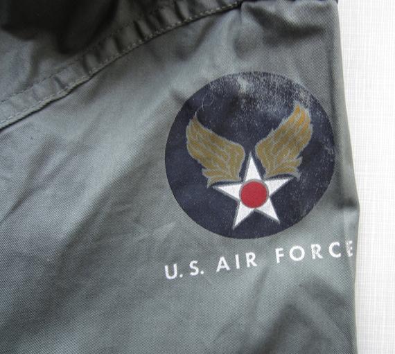 Vintage U S Air Force Jump Suit circa the 60's