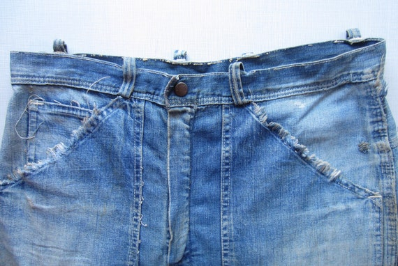 Vintage Madewell Jeans circa the 40's