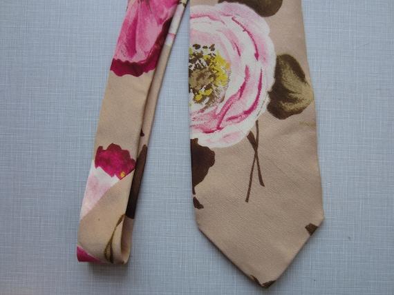 Vintage Byblos Necktie circa the 80's