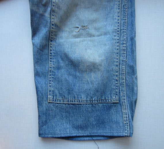 Vintage Madewell Jeans circa the 40's - image 5