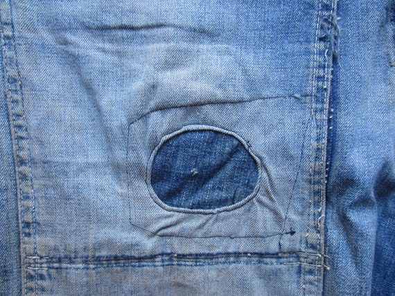 Vintage Madewell Jeans circa the 40's - image 3
