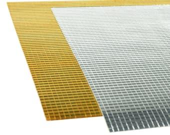 Mirror Sheets Mosaic Sticker, 12-inch x 12-inch